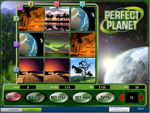 Perfect Planet slot game online review