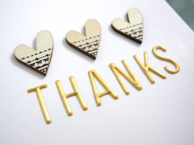 Golden Thanks by Jennifer Ingle #JustJingle #PinkfreshStudio #cards #thankyou
