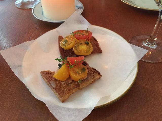 Nordic Food - BROR - Copenhagen