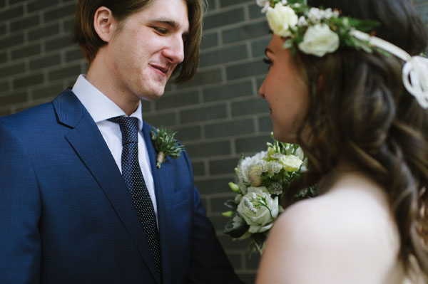 Celine Kim Photography Bellwoods Brewery intimate city wedding Toronto vintage ttc streetcar-28