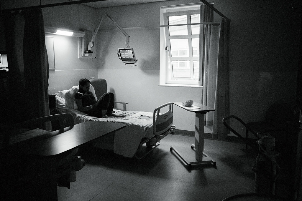 A day in hospital