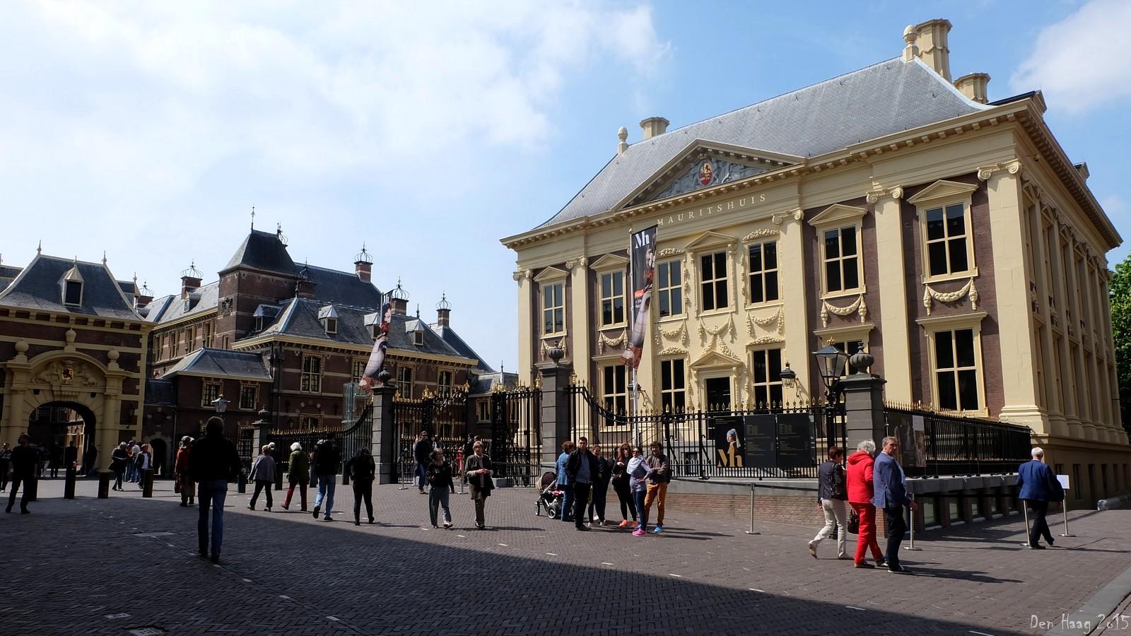 Mauritshuis, Den Haag, Nederland