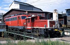 * DB  332 154  bis  332 218
