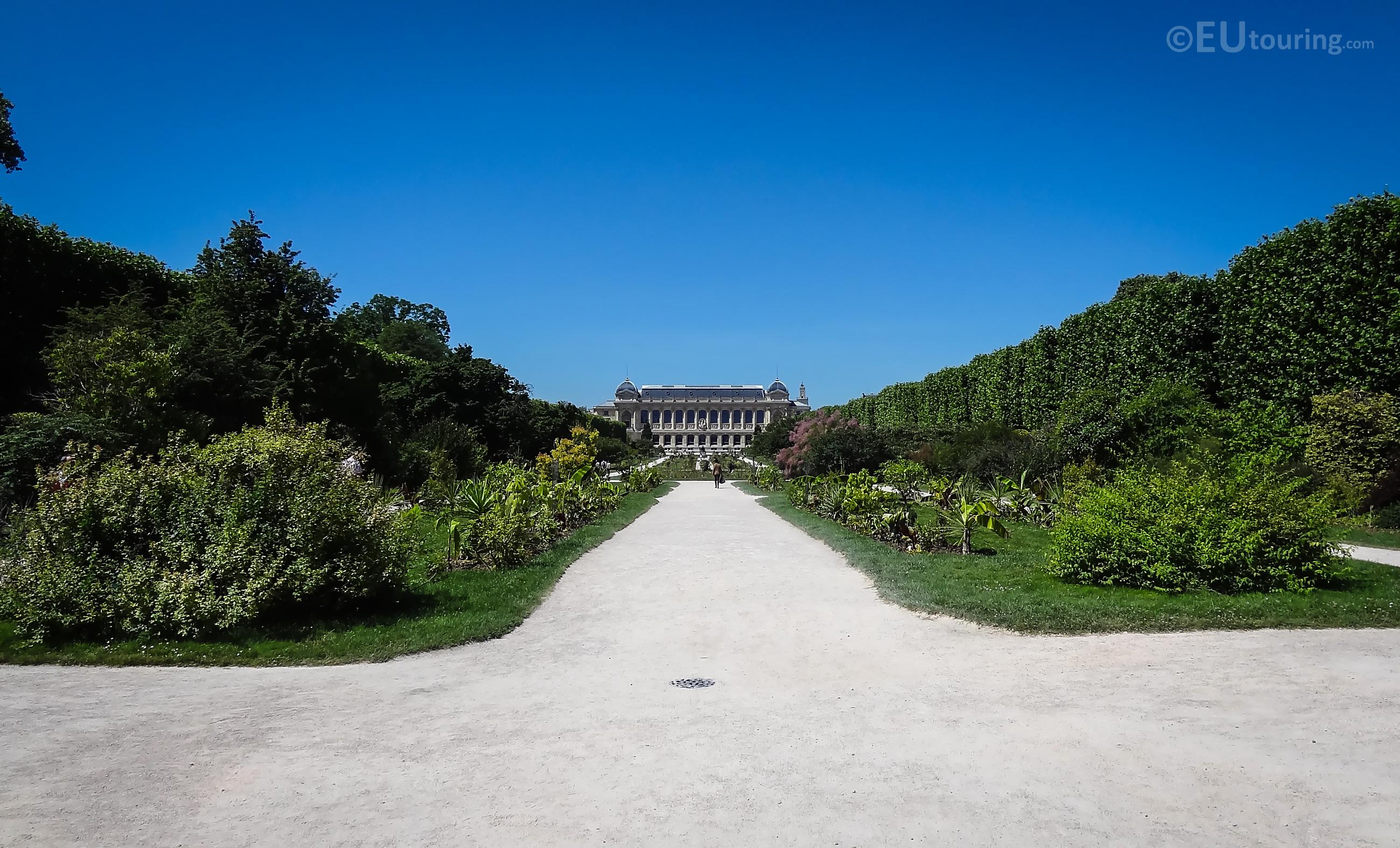 Grande Galerie de l'Evolution within Jardin des Plantes