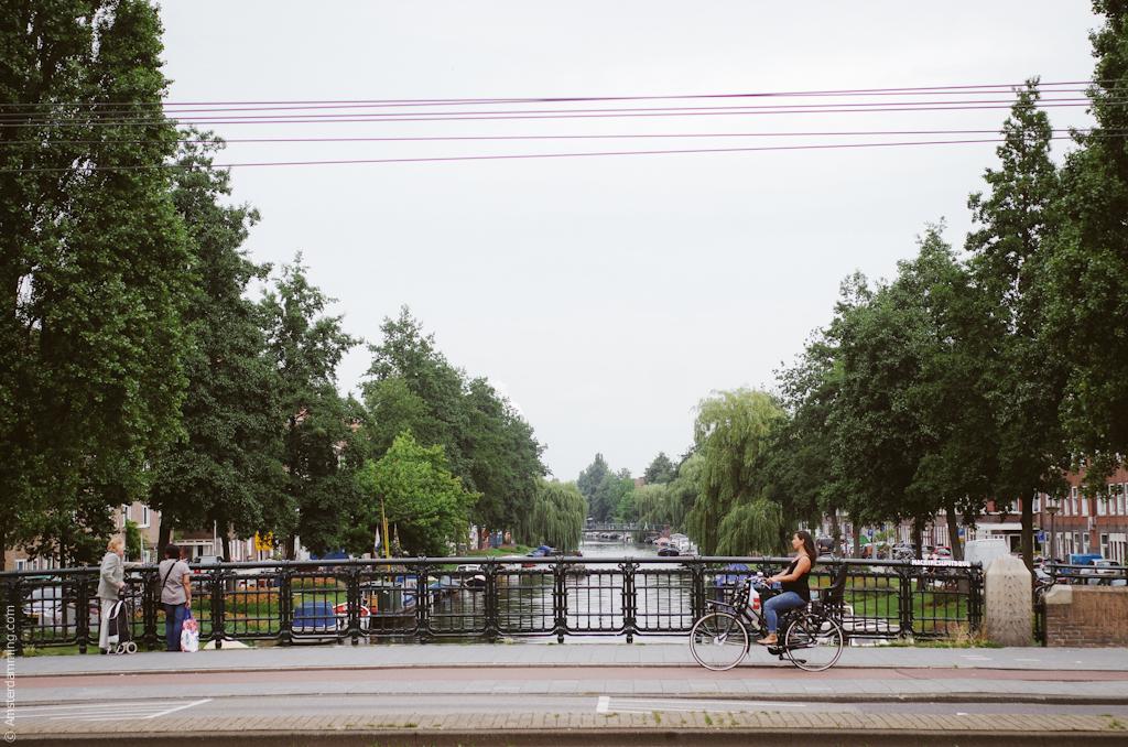 Amsterdam, De Baarsjes
