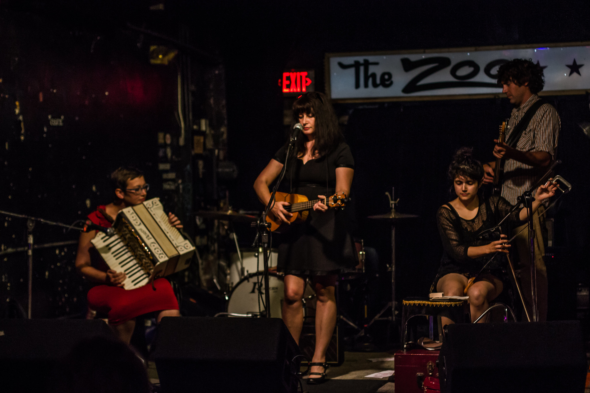 The Inbetweens | 7.30.15 | Zoo Bar