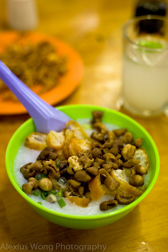 Crispy Intestine Congee