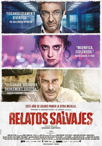 荒蛮故事 Relatos salvajes (2014)海报