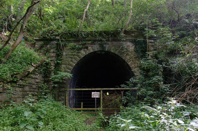 Hillhead north portal