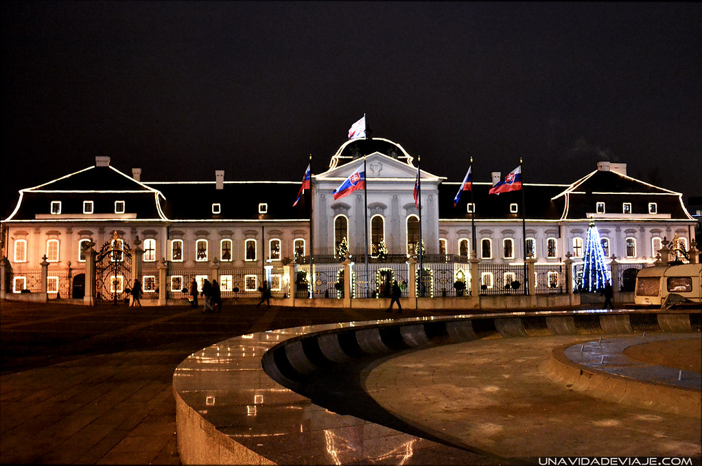 Bratislava Palacio