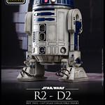Hot Toys – MMS408 – STAR WARS:原力覺醒【R2-D2】1/6 比例機器人作品