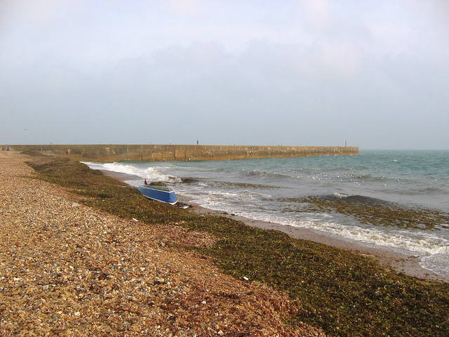 Shoreham West Breakwater