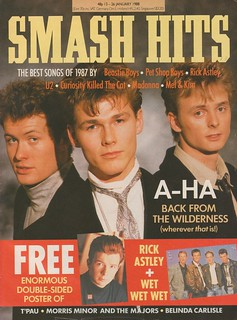 Smash Hits, January 13, 1988