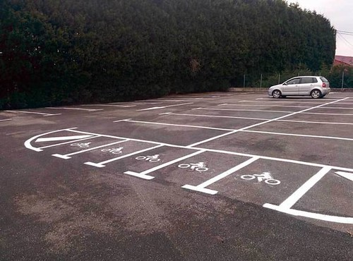 Nuevo Parking junto al Hospital Comarcal de Jarrio