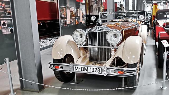Mercedes-Benz SS