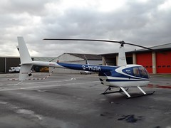G-MUSH Robinson Raven 44 Helicopter