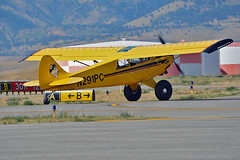Aviat A-1B Husky N291PC