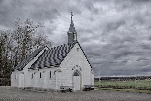 Glabbeek, kapel Heinkensberg