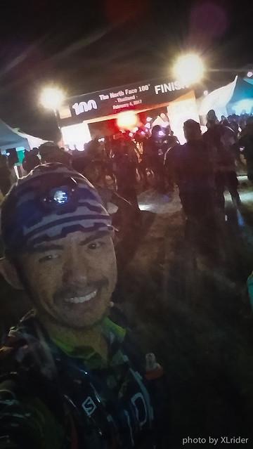 The northface 100 thailand 2017