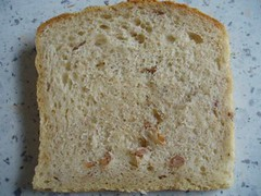 Sweet heart sprouted bread 2