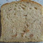 Sweet heart sprouted bread