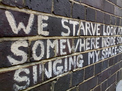 We starve look at...