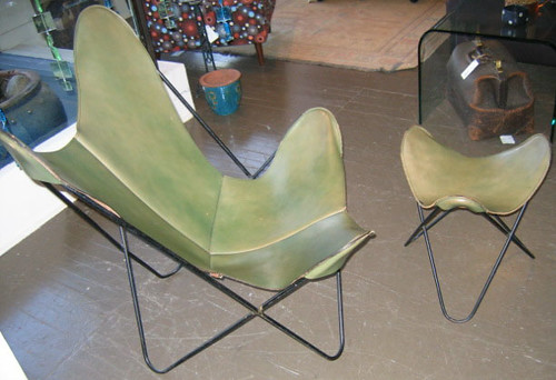Knoll Butterfly Chair view 2