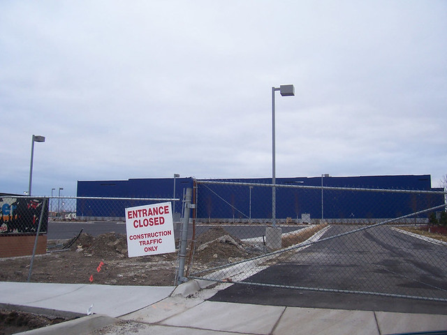 ikea canton michigan construction site pics flickr
