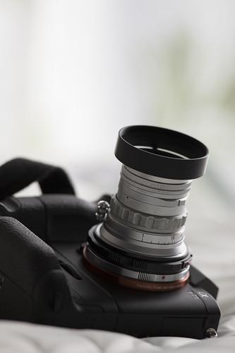SONY α 7Ⅱ×Leica SUMMICRON-M 50mm F/2.0 1st