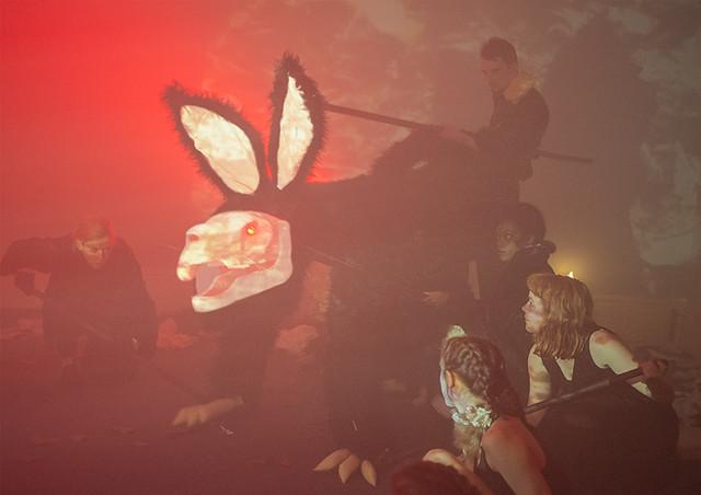 The Vampire Rabbit - Mining Institute - Evening Show