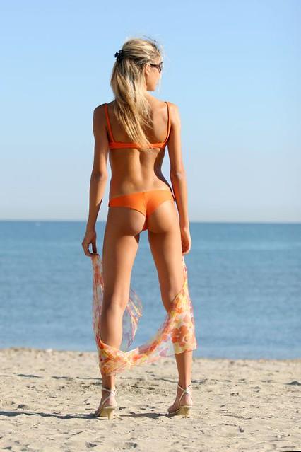 Фото пляжные женщины дикий пляж 30532 фотография