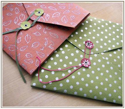 Medium To Large Envelope Paper Crafts