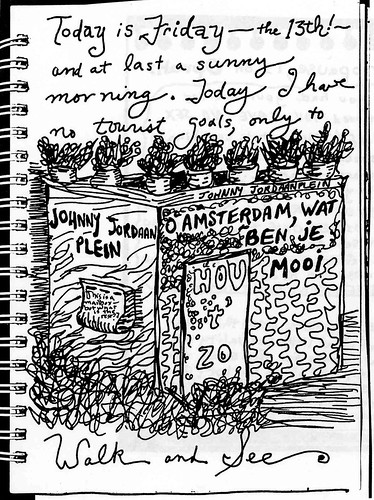 Amsterdam Notebook