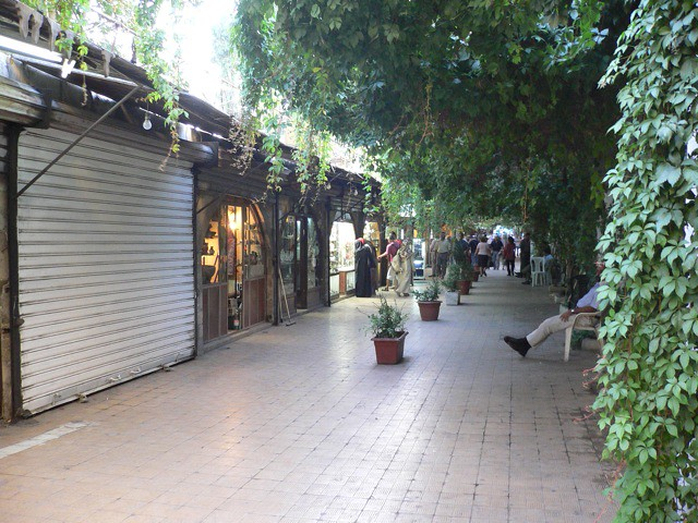 The Hand craft market