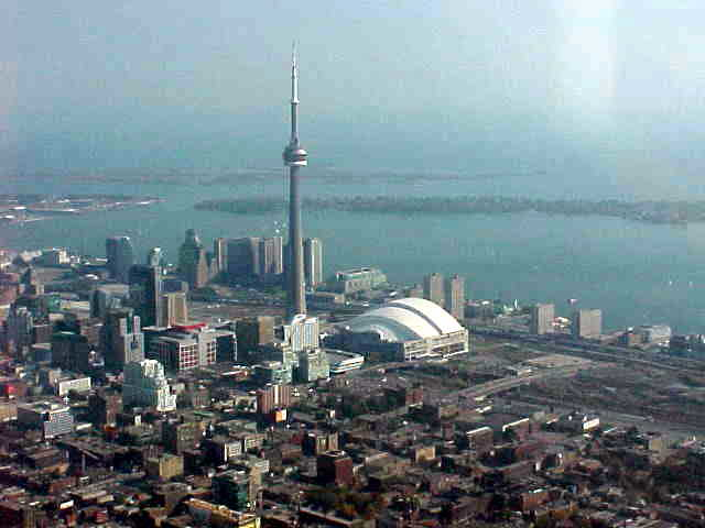 Toronto Skyline by Bobolink, on Flickr