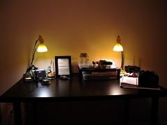 My new workbench setup