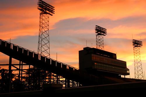 sunset sky sun topv111 clouds top20sunrisesunset pirates topv222 ecu eastcarolinauniversity greenvillenc ecupirates dowdyficklenstadium