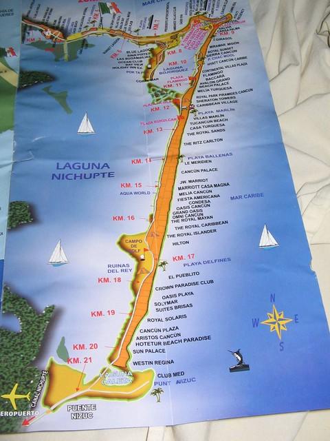 Cancun Hotel Zone Restaurants