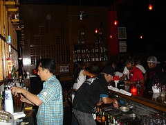 bartender(1.0), bar(1.0),