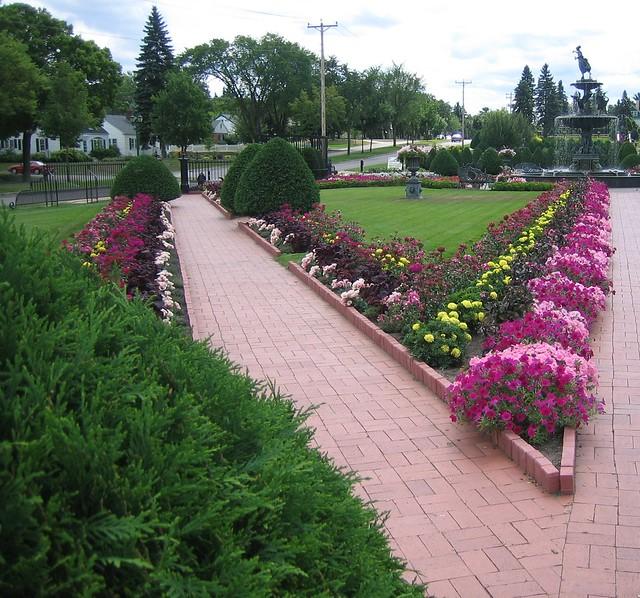 Munsinger Garden Saint Cloud Minnesota Flickr Photo Sharing