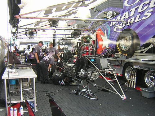 Funny Car Chassis