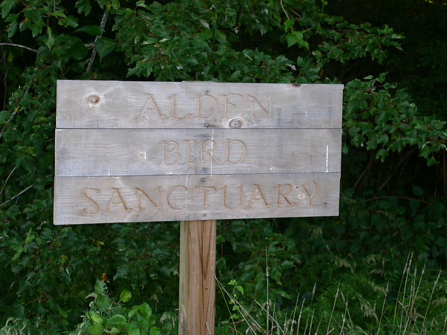 The Alden Bird Sanctuary