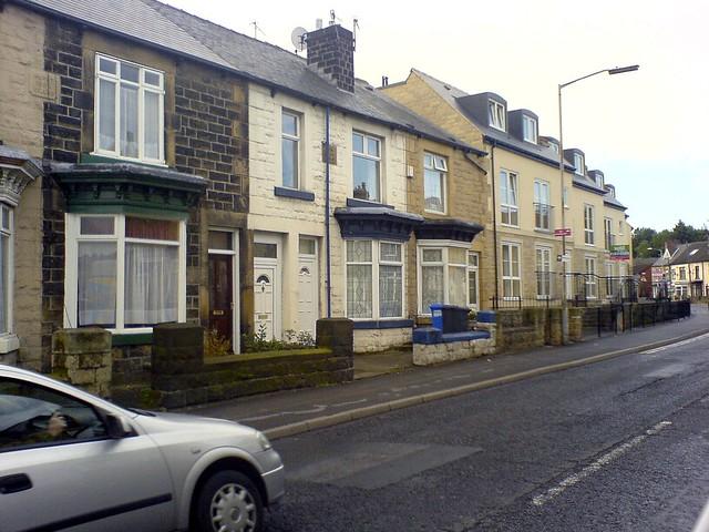 Leppings lane hillsborough flickr photo sharing for Door 43 sheffield