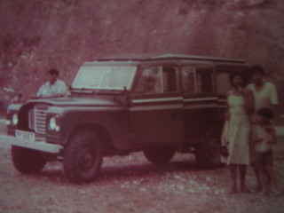 Family Landrover again... 1977