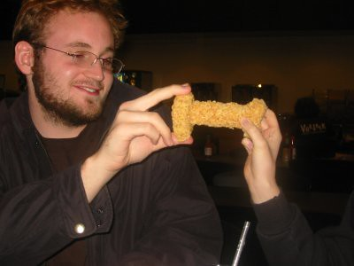 omfg dining hall rice krispie sex penetration! Eric and Kathleen...oh, ...