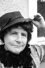 Je lève mon chapeau by Julie70