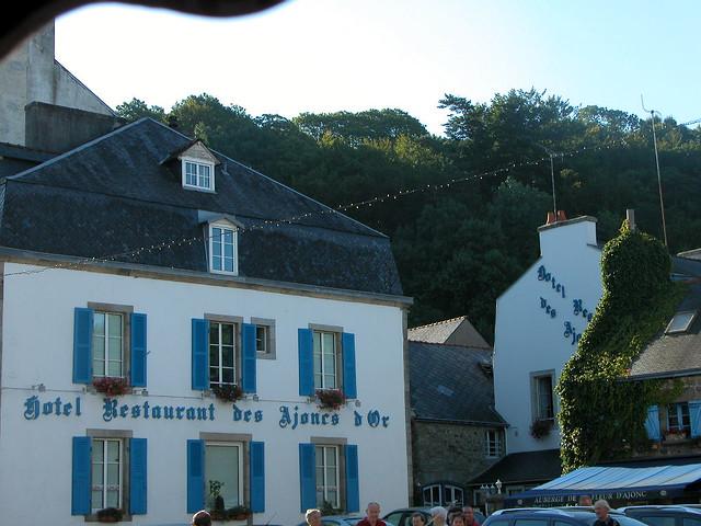 Restaurant Pont Aven Petit Prix