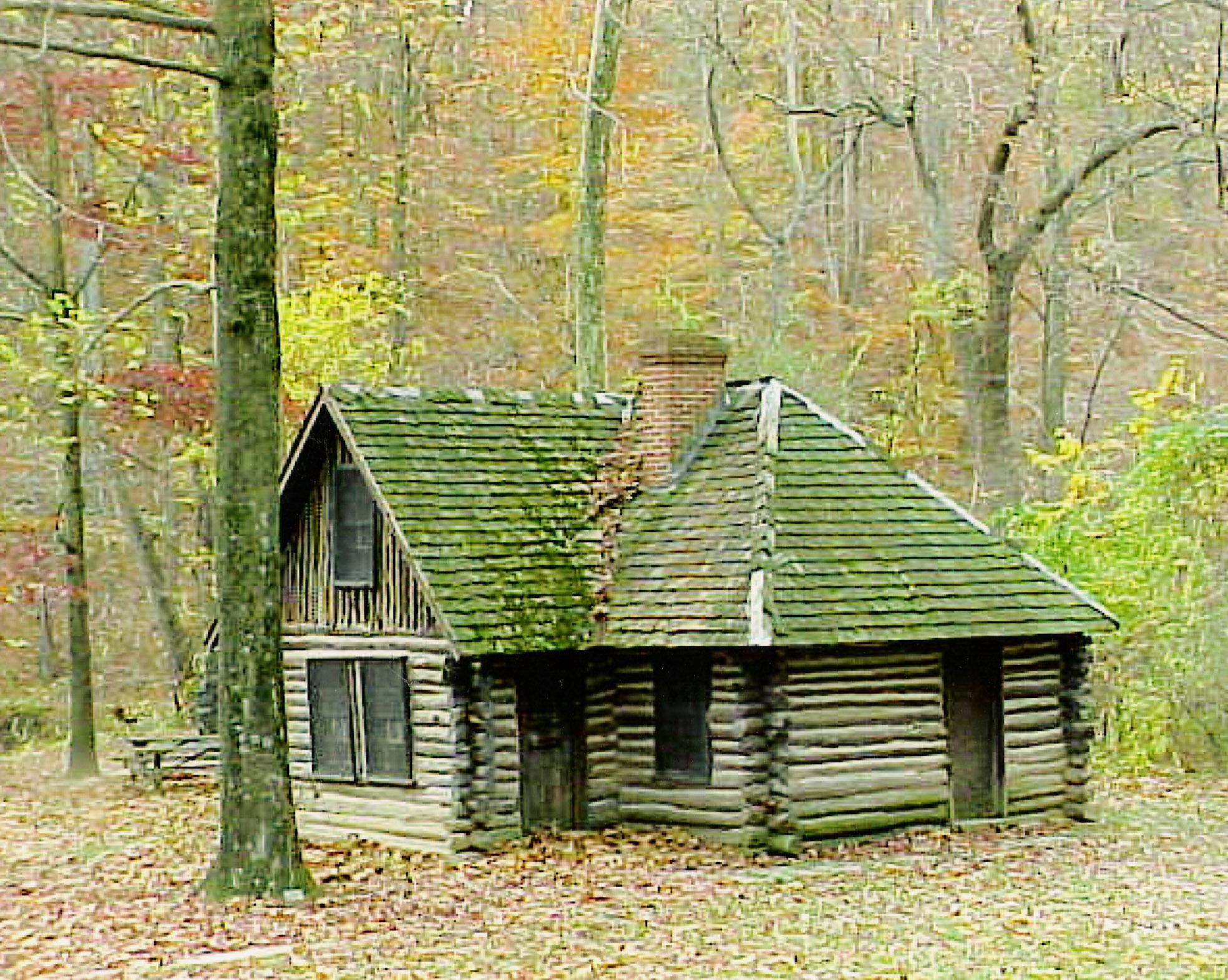 Cabin Exterior Paint Colors