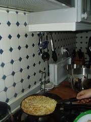 Pfannkuchen vom Kochnachwuchs (2)