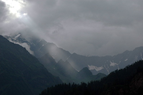 sunset india snow clouds geotagged rays sunrays lehmanaliroad lehmanali geolat32319364 geolon77202122